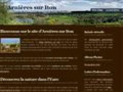 Arnières sur Iton, Paysage & Architecture au coeur de la paisible et verdoyante Normandie.