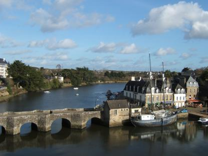 Auray : cité historique