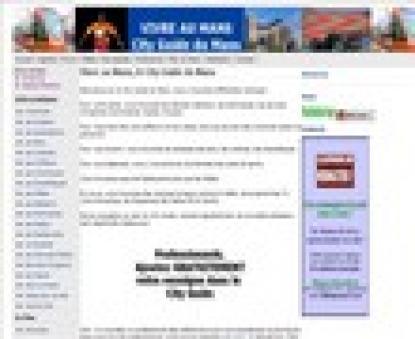City Guide de la Ville du Mans