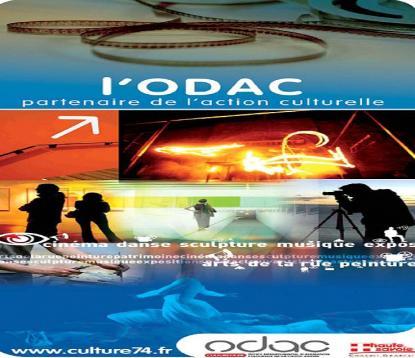 le site de l'ODAC - culture74.fr