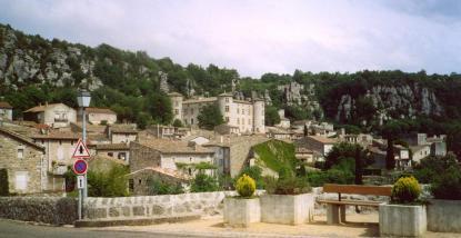 un village typique